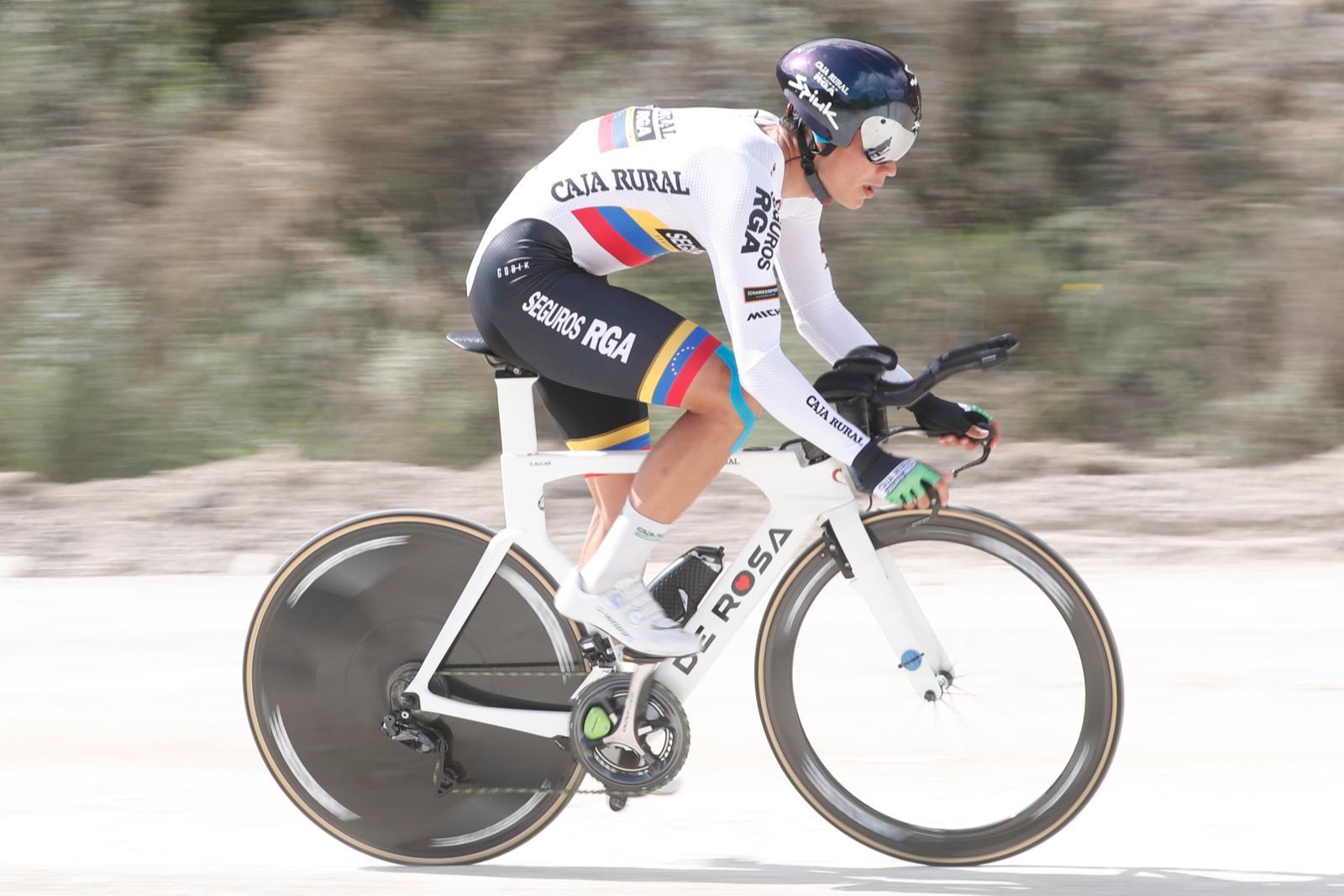 Caja Rural-Seguros RGA completa una muy buena semana de ciclismo en Andalucía y Algarve