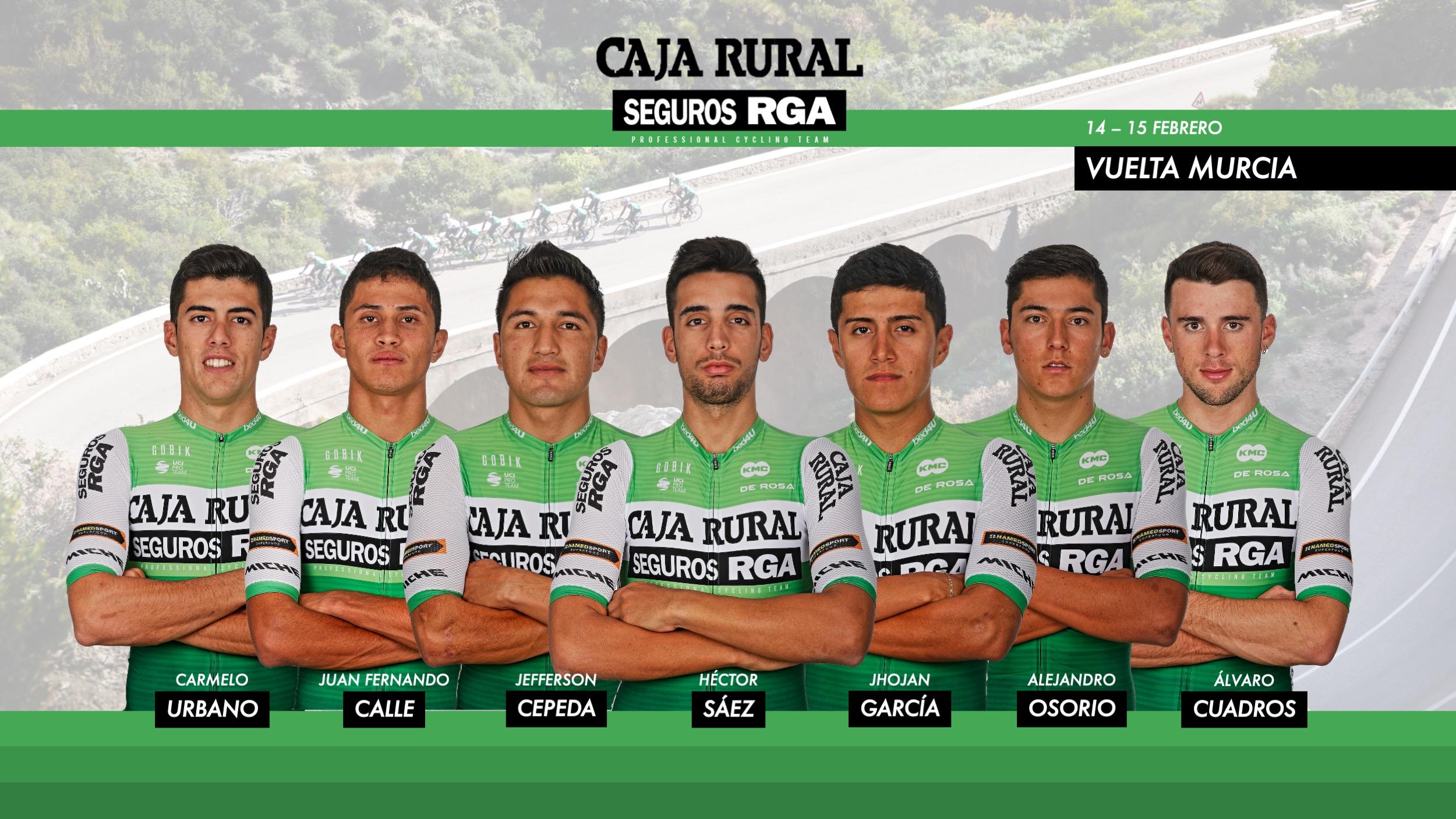 Doble oportunidad en el Sur con Vuelta a Murcia y Clásica de Almería