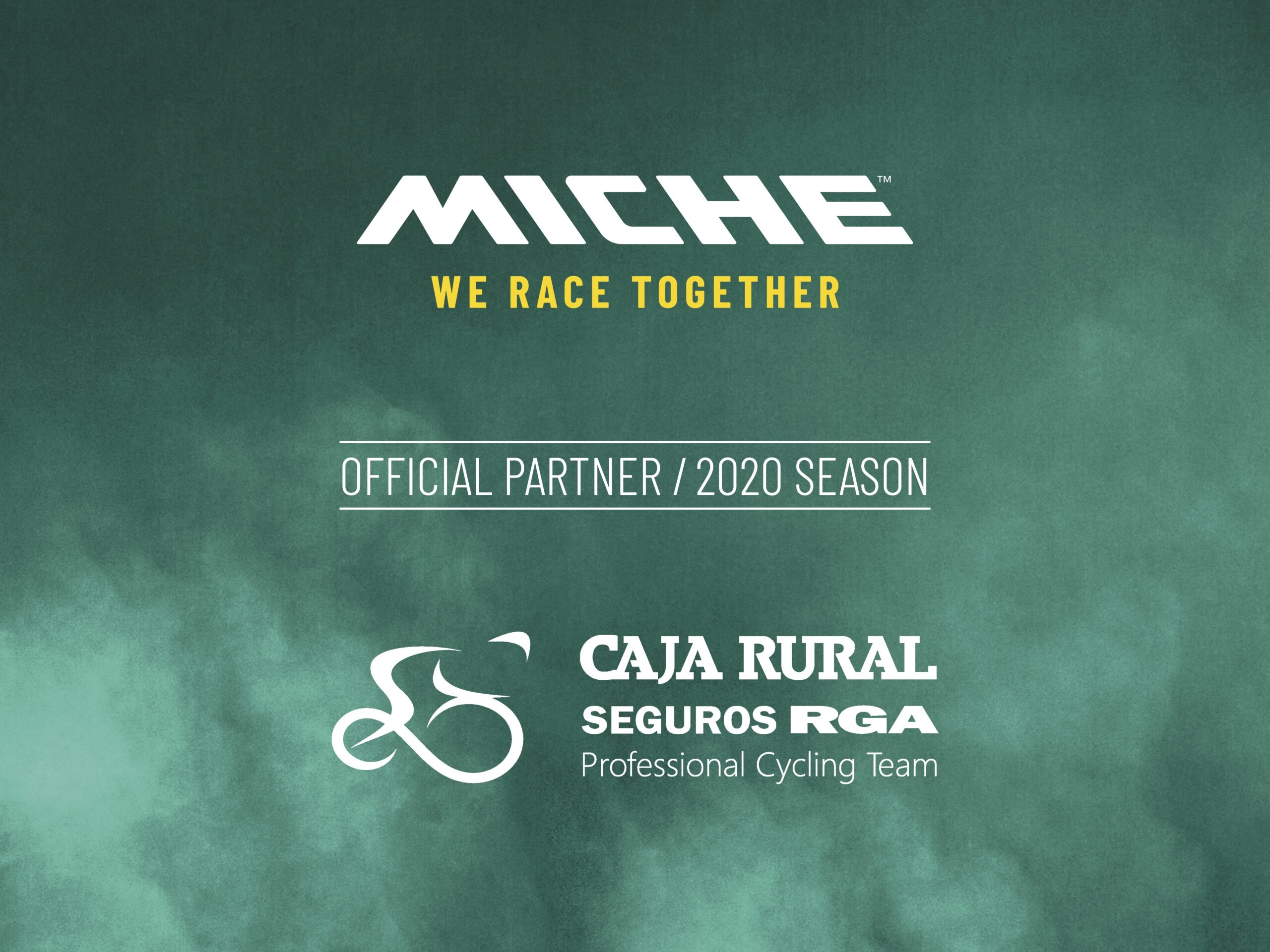 Miche y Caja Rural-Seguros RGA continúan su compromiso por tercer año consecutivo