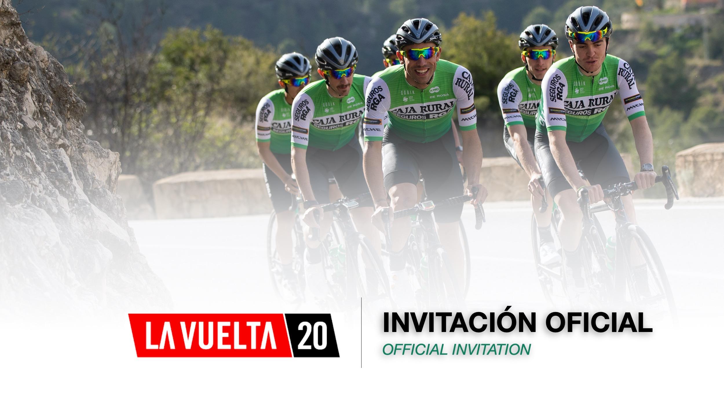 Caja Rural-Seguros RGA participará en una nueva edición de la Vuelta a España