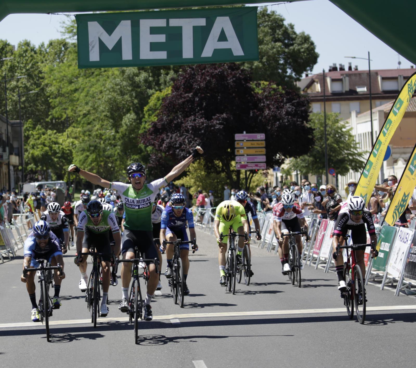 Alejandro Gómiz prolonga la rachaen el Trofeo Ayuntamiento de Zamora
