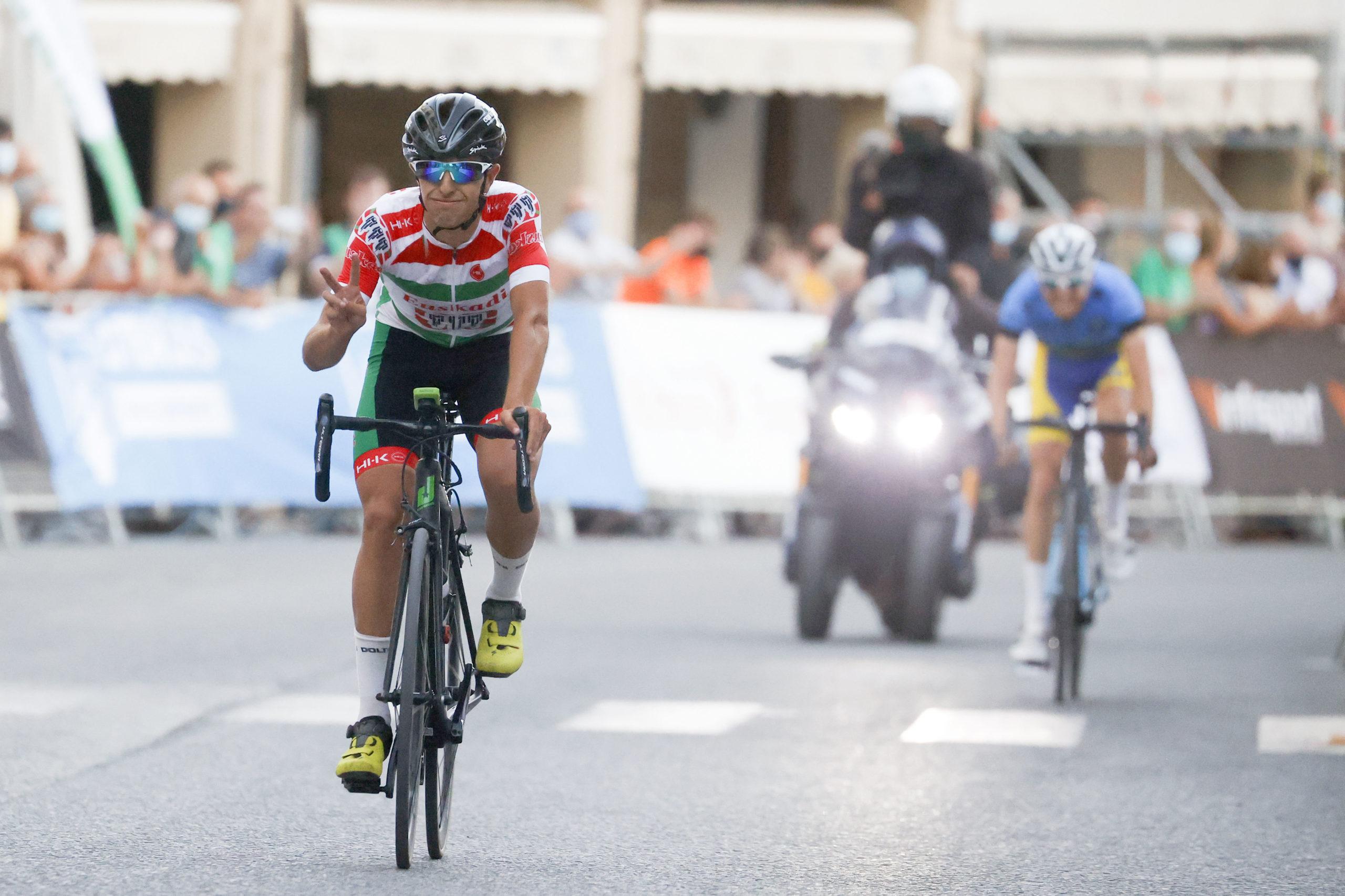 Jokin Murguialday redondea una gran actuación en Jaéncon otra medalla de plata