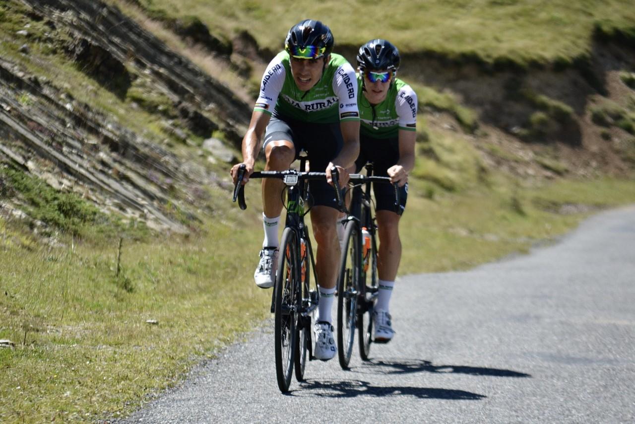 Dieciséis ciclistas pelearán por los títulos nacionales en Jaén