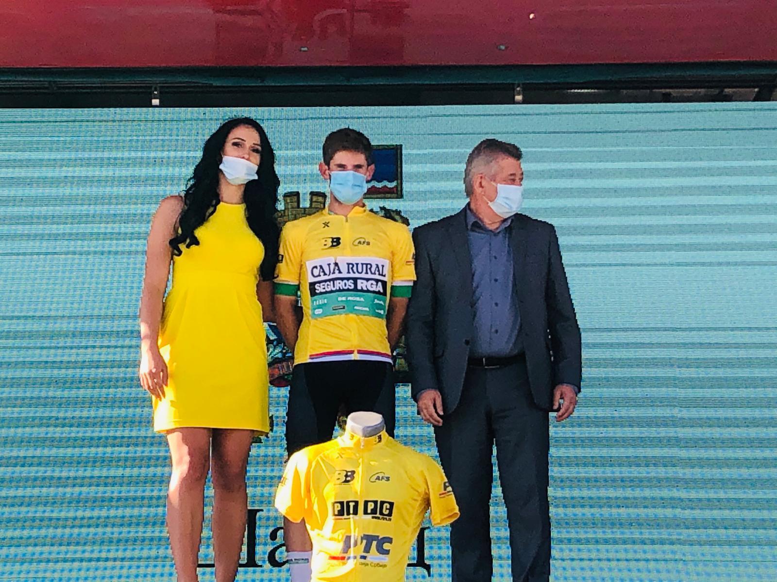 Xavi Cañellas reafirma las buenas sensaciones del equipo con un nuevo triunfo