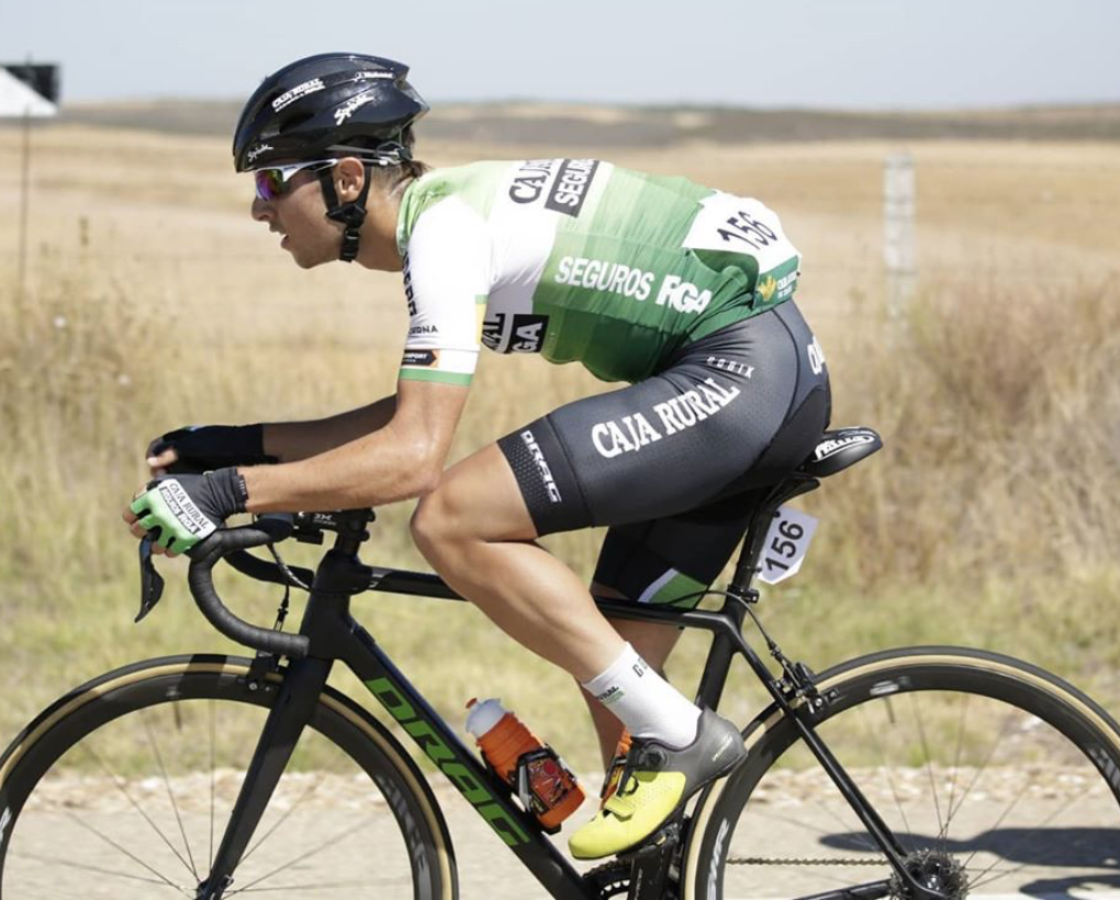 Jokin Murguialday cierra el Giro sub23 entre los diez mejores