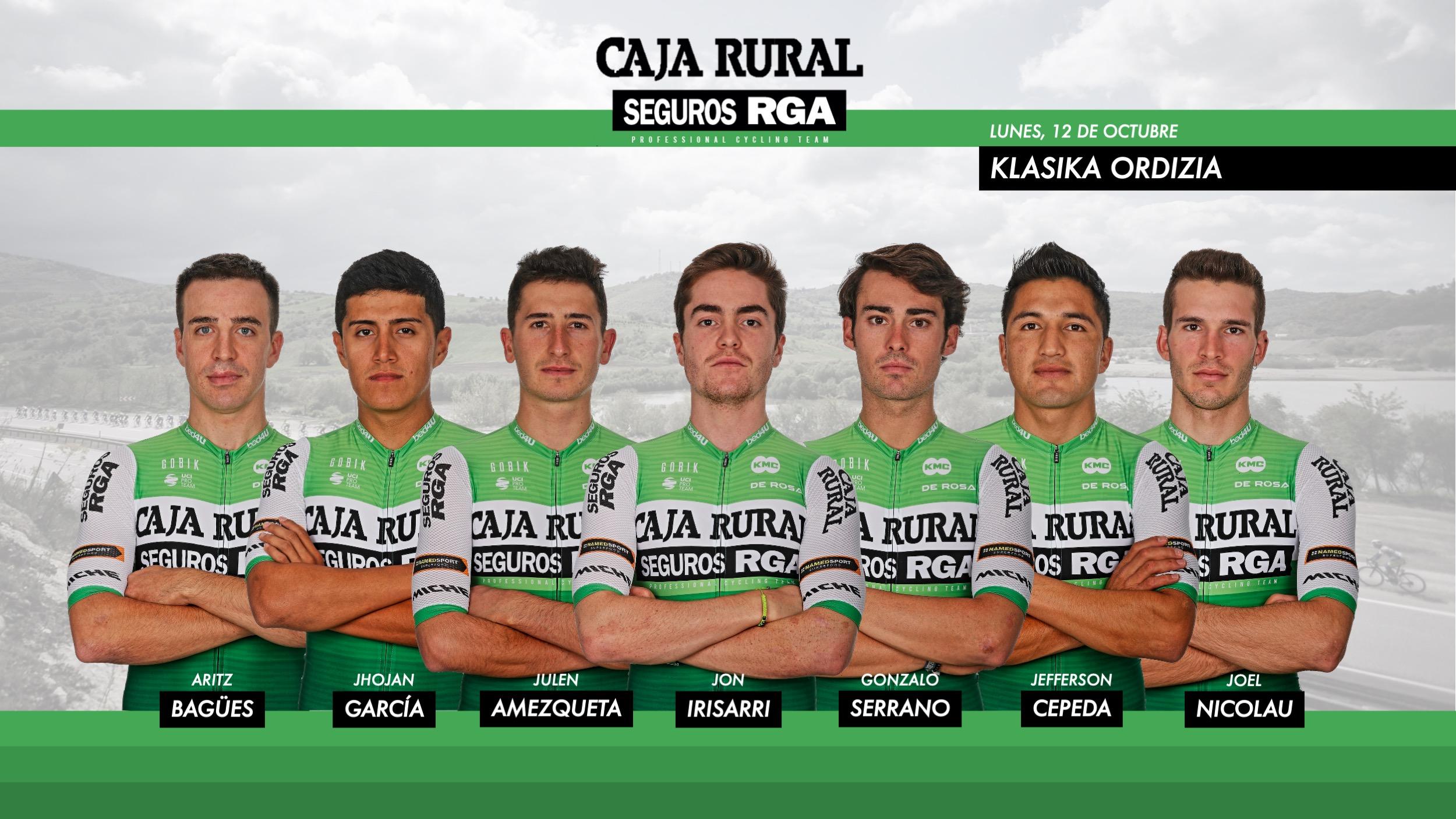 La Clásica de Ordizia, última estación antes de La Vuelta