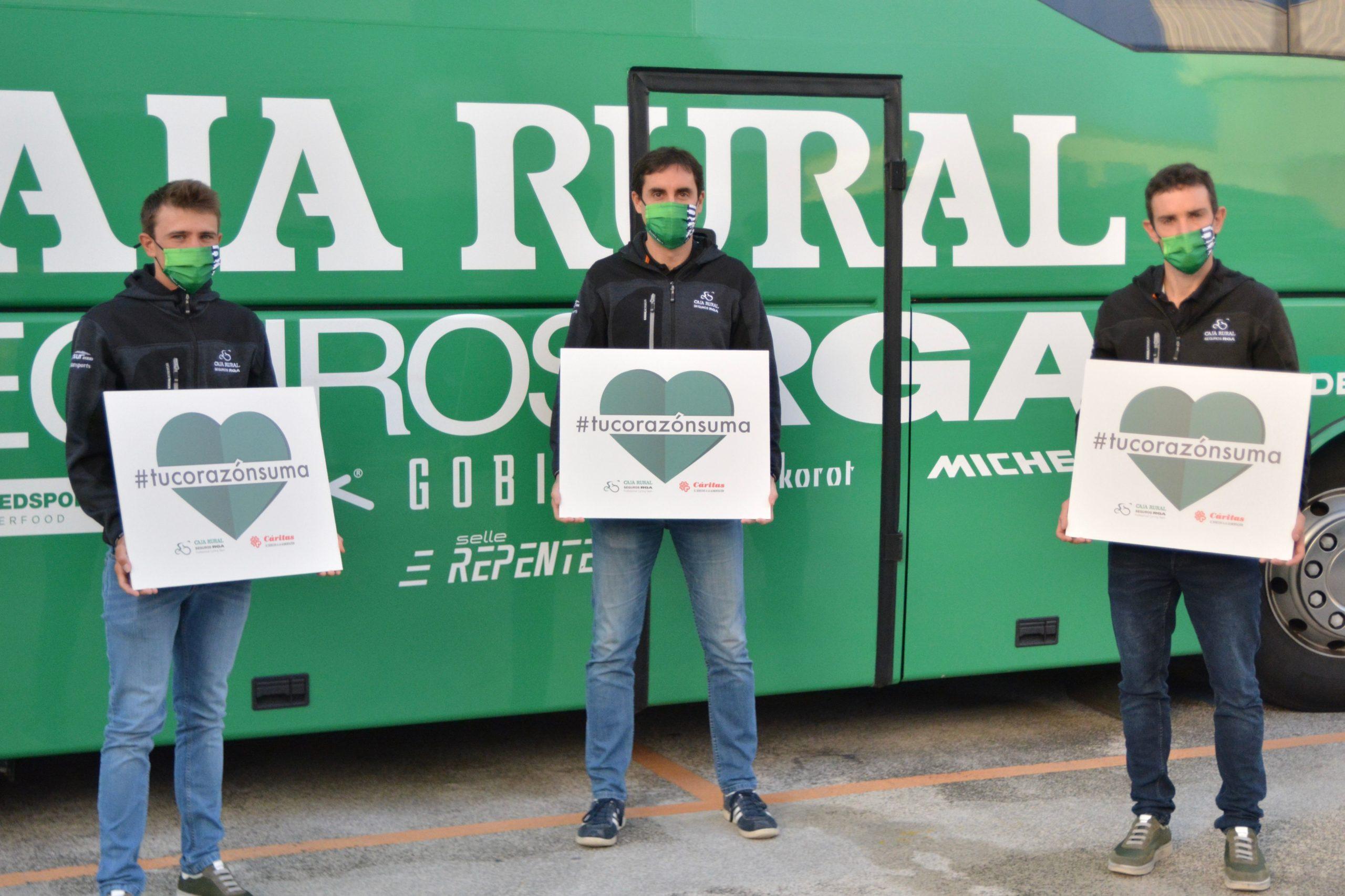 #TuCorazónSuma en la Iniciativa Solidaria 2020