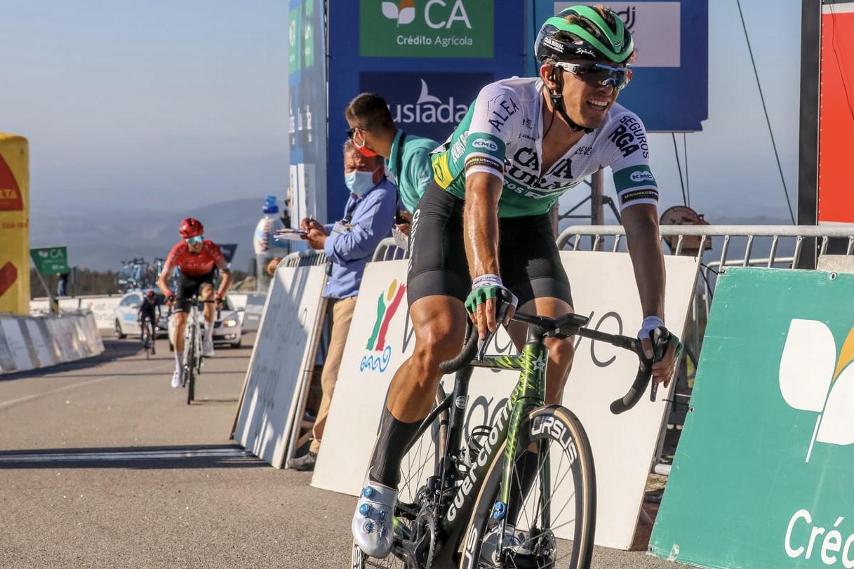 Jonathan Lastra, al borde el podio para cerrar una sobresaliente Volta ao Algarve