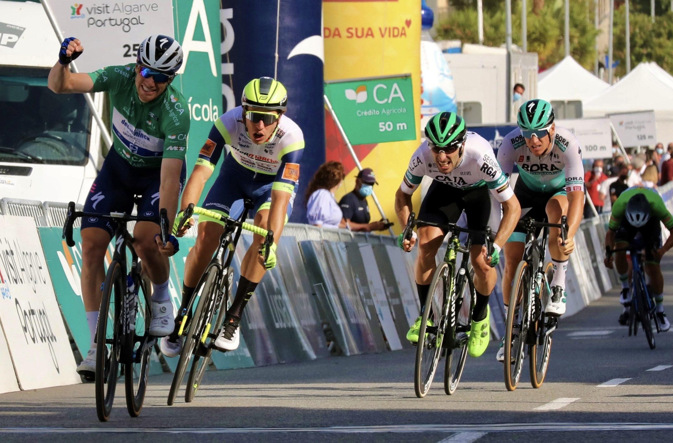 Tercer día consecutivo acariciando la victoria en Algarve: Aberasturi, 4º en Tavira