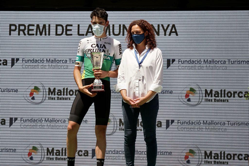 Escapada con premio para Jon Barrenetxea en el cierre de la Challenge de Mallorca